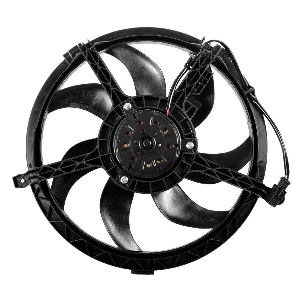 Equipment Cooling Blowers : Dorman mini cooper cooling fan assembly