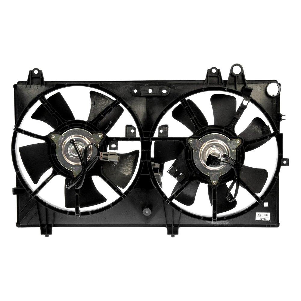 Garage Cooling Fans >> Dorman® 621-481 - Cooling Fan Assembly