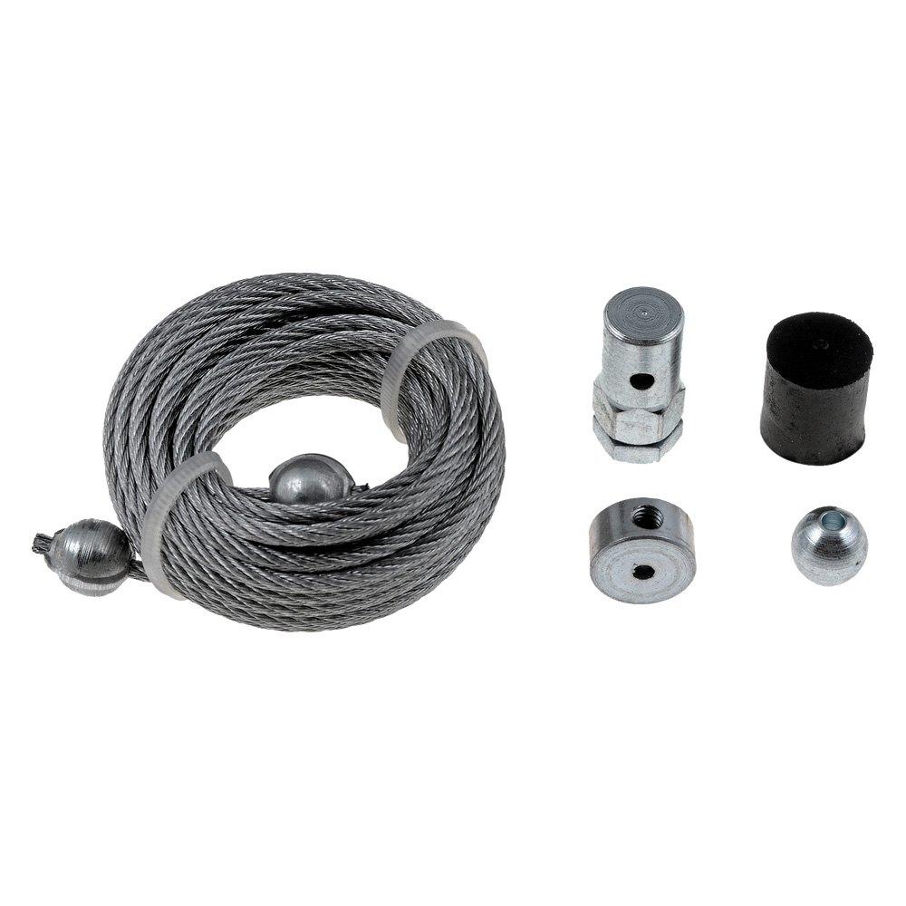Cable Repair Kit : Dorman brake cable repair kit with stop