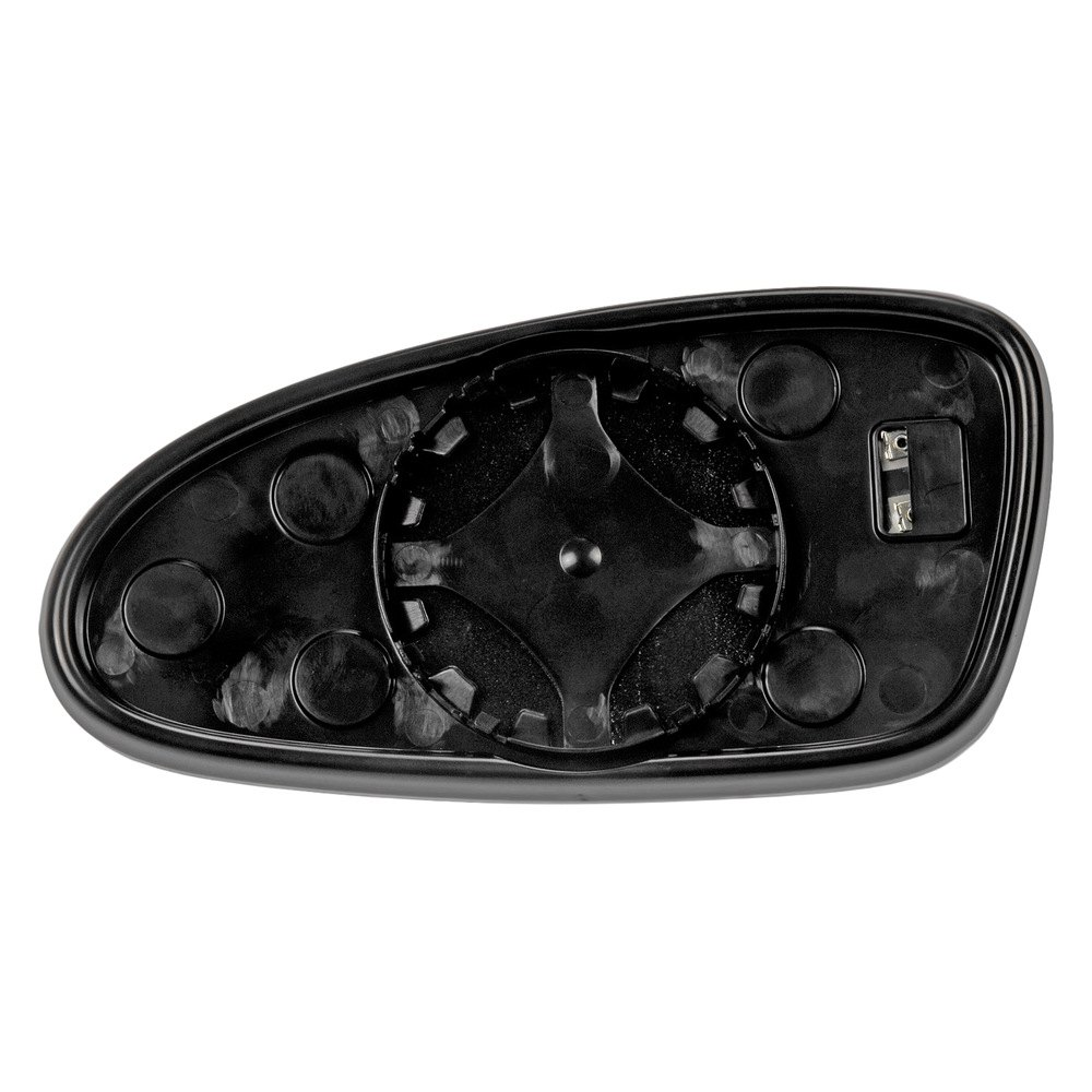 Door Mirror Glass Passenger Heated W//Backing Plate Side For Chevy Impala 00-05
