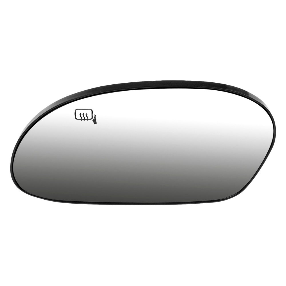 Fits 96-07 Taurus w//Adhesive   USA Glass Lens Only Sable Left Driver Mirror