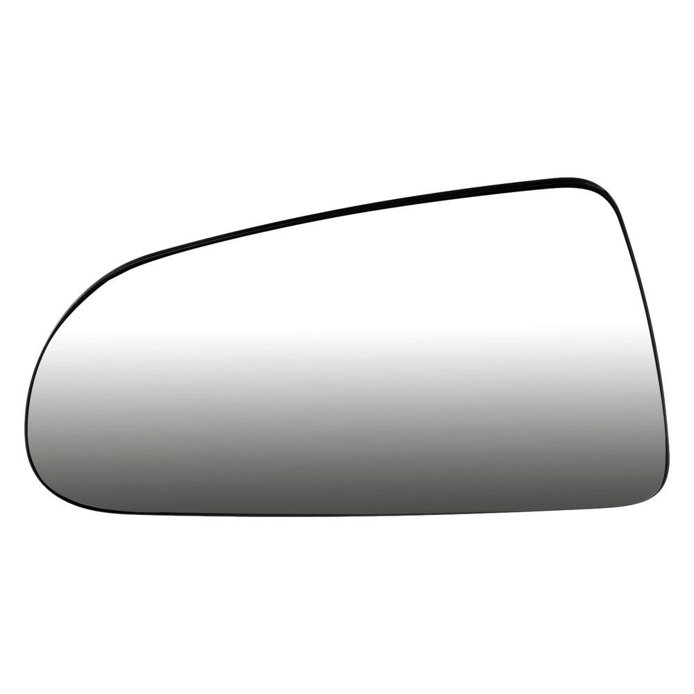 Dorman dodge dakota 2010 mirror glass with backing plate for Mirror glass