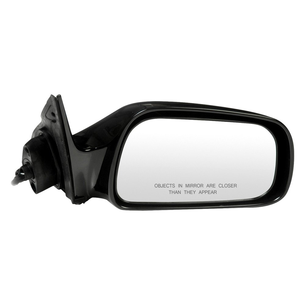 Fits Toyota Camry 92-96 Drivers Side View Manual Mirror Glass /& Housing Assembly