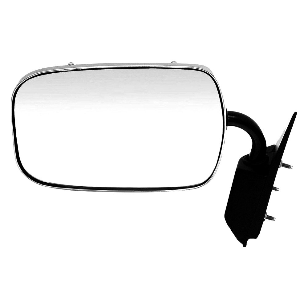 Dorman Chevy C1500 C2500 C3500 K1500 K2500 K3500 1988 Manual Side View Mirror