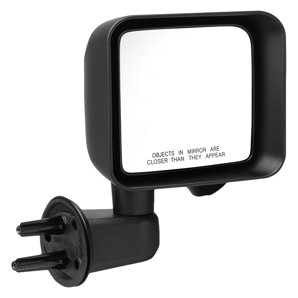 Dorman 174 Jeep Wrangler 2007 Manual Side View Mirror
