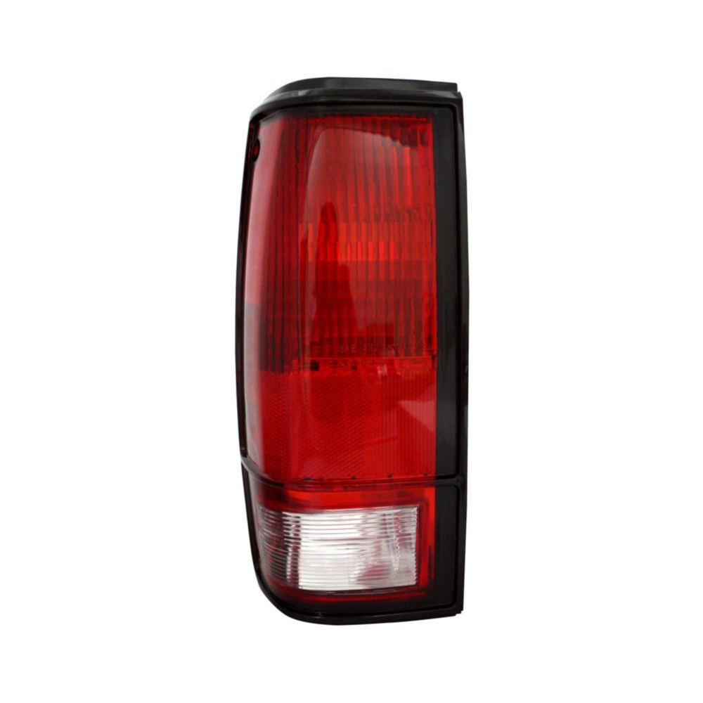 chevy s 10 pickup 1982 1993 driver side replacement tail light. Black Bedroom Furniture Sets. Home Design Ideas
