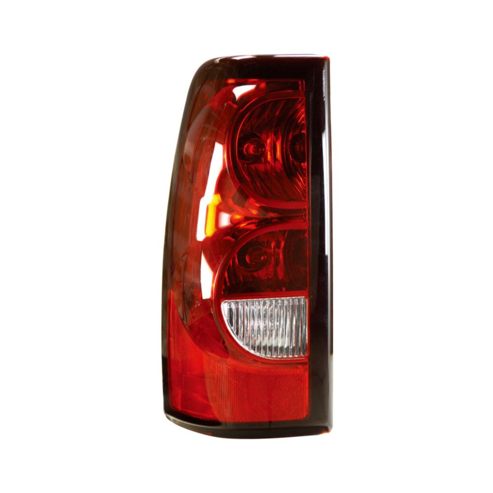 dorman chevy silverado fleetside 2004 2005 replacement tail light. Black Bedroom Furniture Sets. Home Design Ideas
