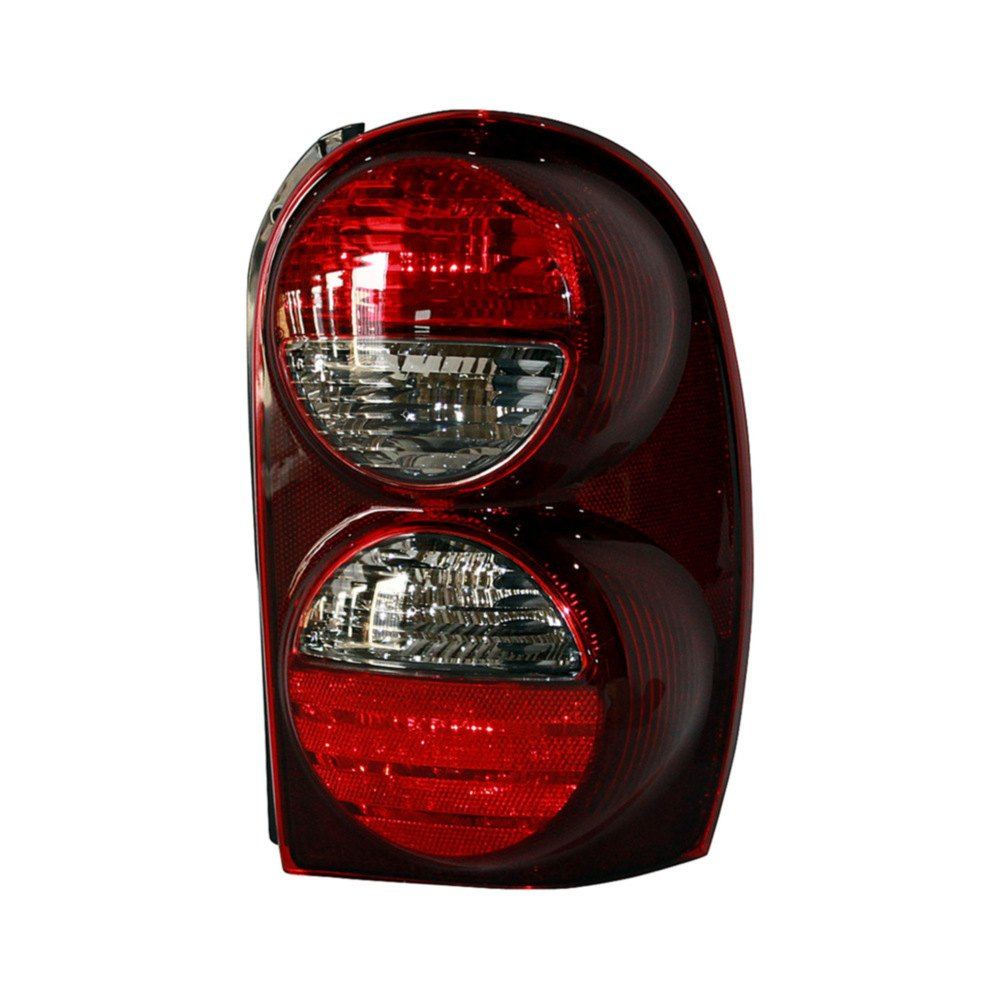 Dorman Jeep Liberty Without Air Dam 2005 Replacement Tail Light