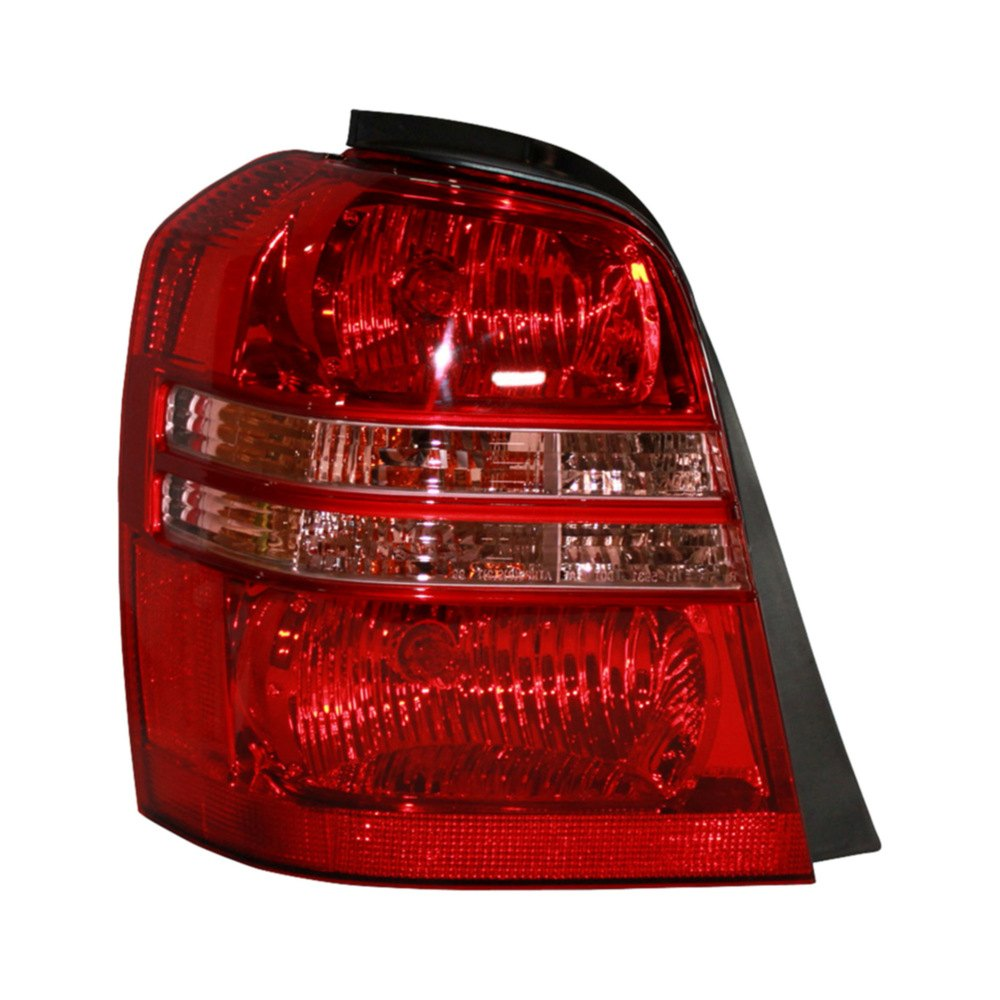 Toyota Highlander Reviews: Toyota Highlander 2001-2003 Replacement Tail Light