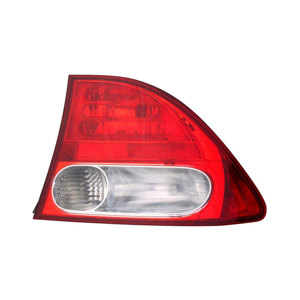 Dorman Honda Civic 2009 2010 Replacement Tail Light