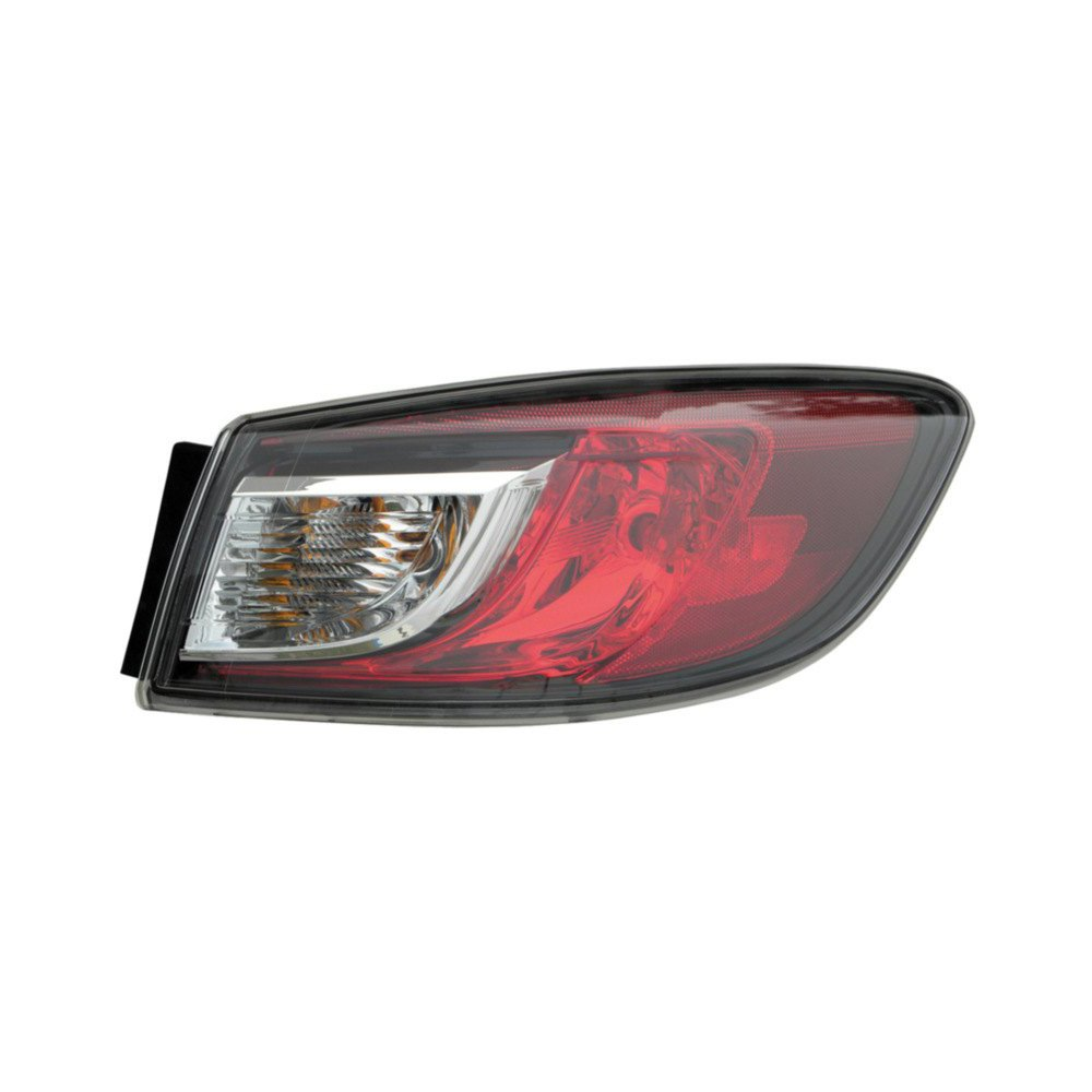 Dorman Mazda 3 Sedan 2012 2013 Replacement Tail Light