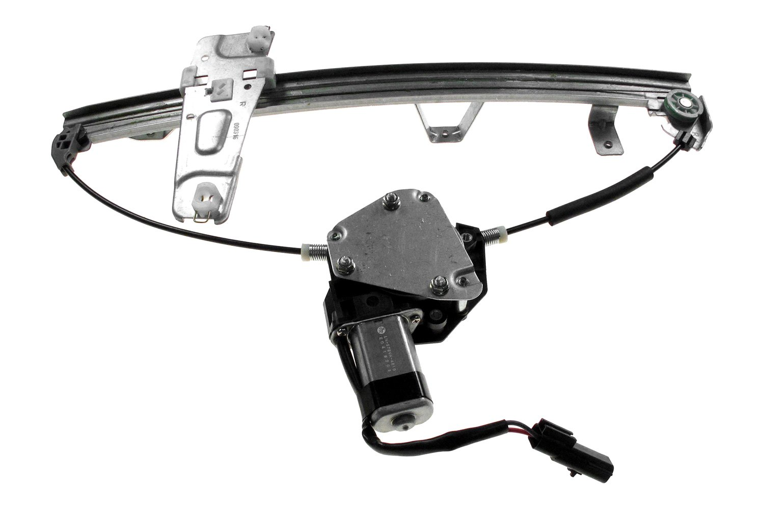 Dorman 741 553 front passenger side power window regulator for 1999 jeep grand cherokee window regulator replacement