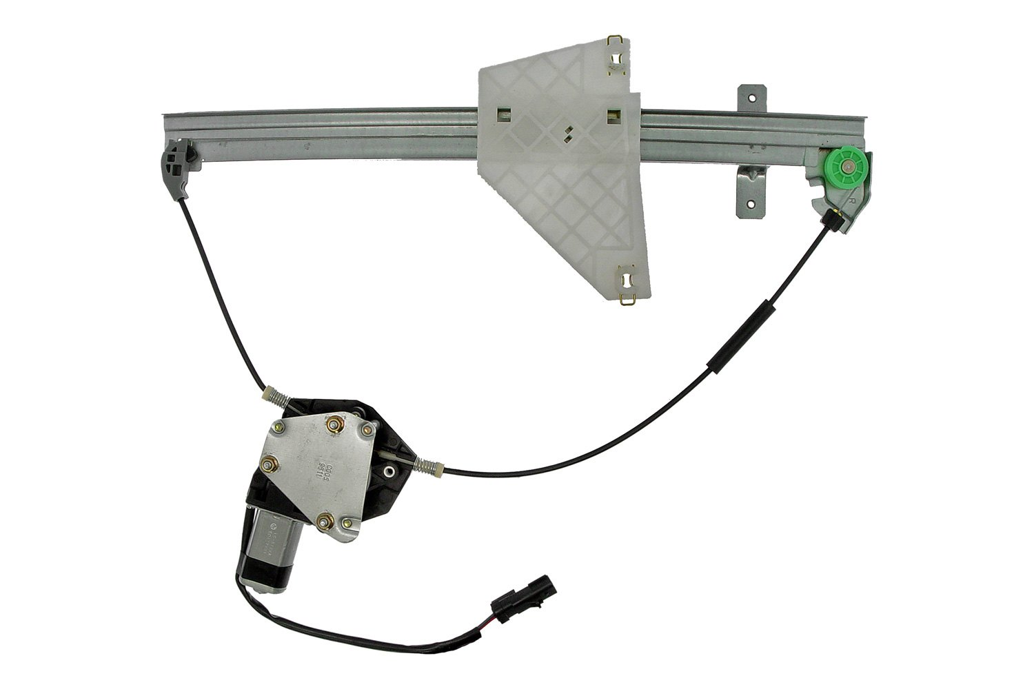 Dorman 741 597 rear passenger side power window regulator for 1999 jeep grand cherokee window regulator replacement