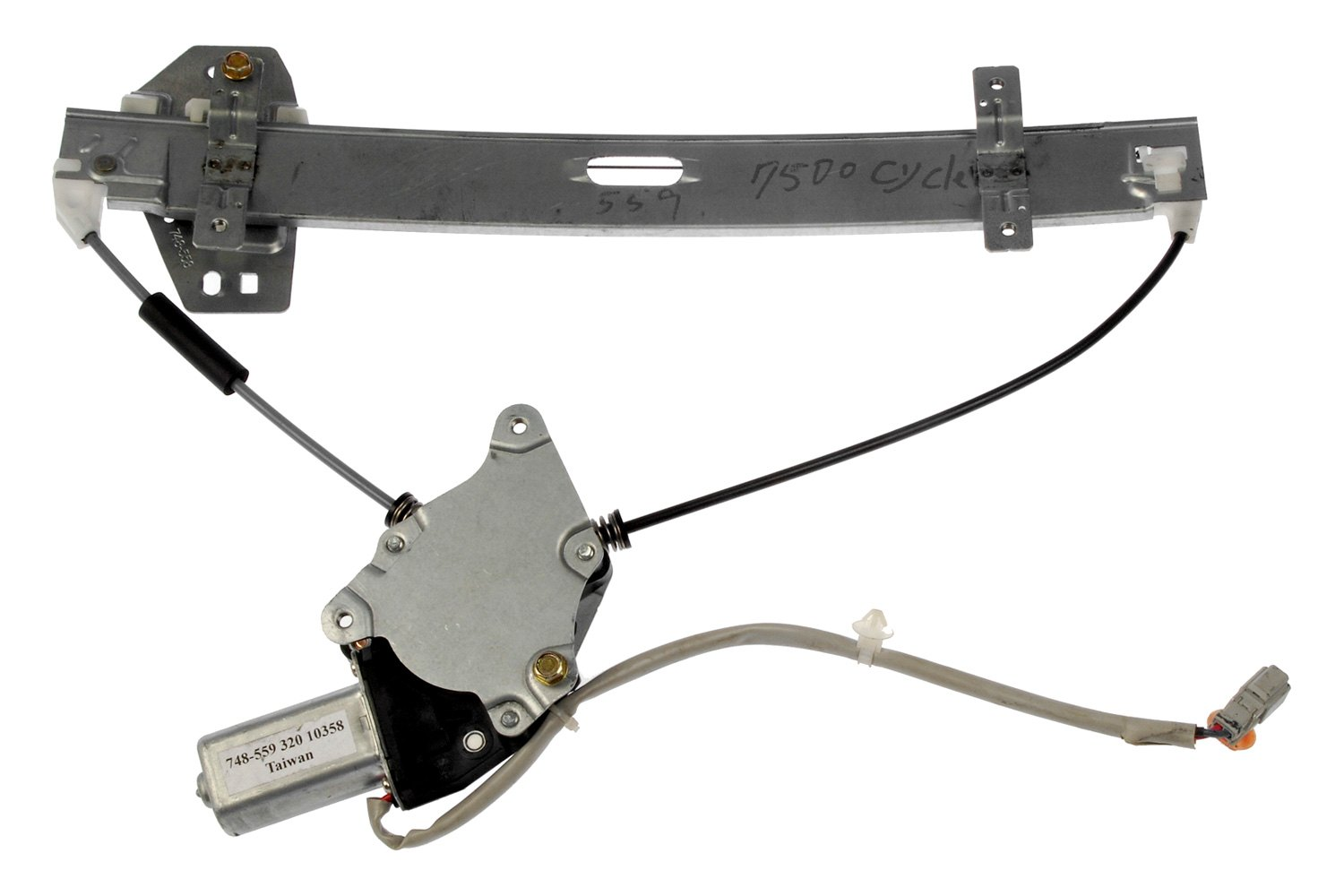 dorman 748 559 rear passenger side power window regulator