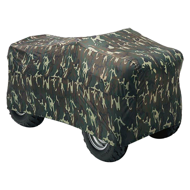 Dowco 26042 00 guardian green camo atv cover for Cama quinsay