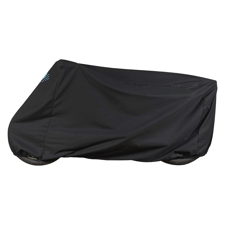 Dowco 51057 00 Guardian Indoor Dust Black Motorcycle Cover