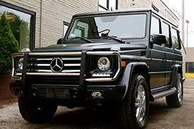 Dr. Beasley's™ - Polished Mercedes G65