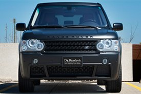 Dr. Beasley's™ - Polished Land Rover