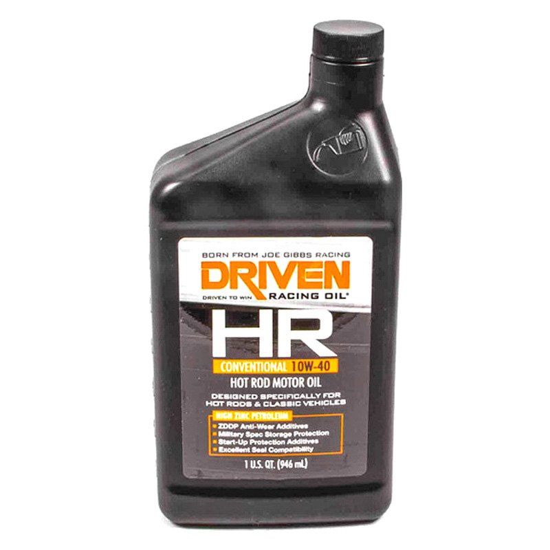 Driven Racing Oil 03806 Hr Sae 10w 40 Conventional