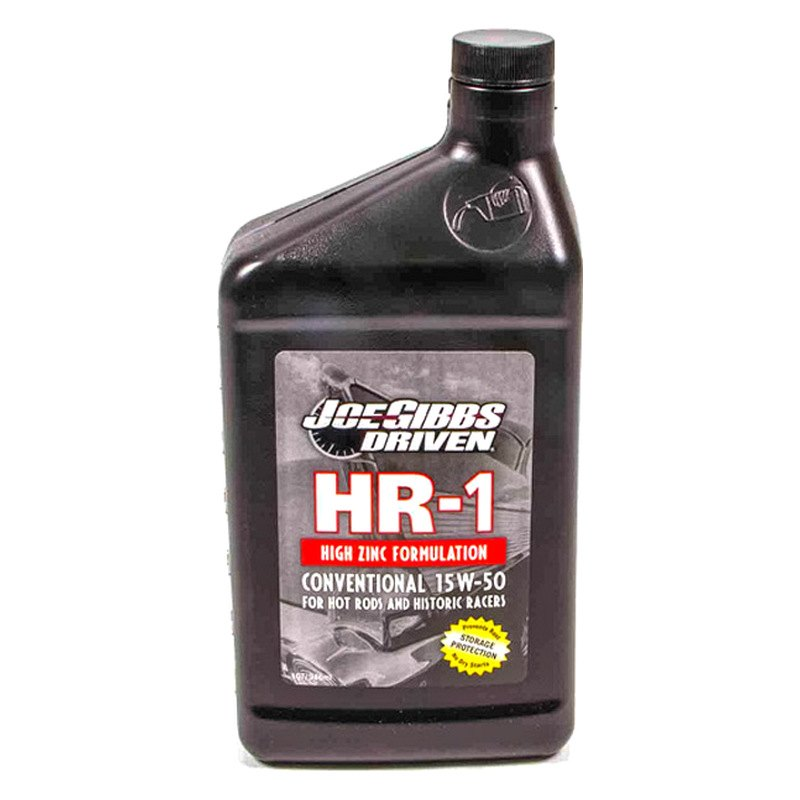 Driven Racing Oil Hr 1 Sae 15w 50 Conventional High
