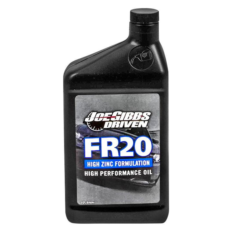 Driven racing oil fr20 sae 5w 20 high performance for Sae 20 motor oil