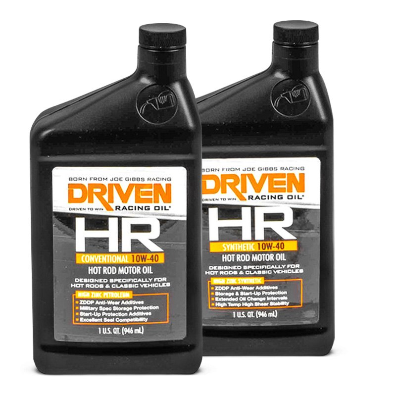 Driven Racing Oil Hr Sae 10w 40 Mineral Motor Oil