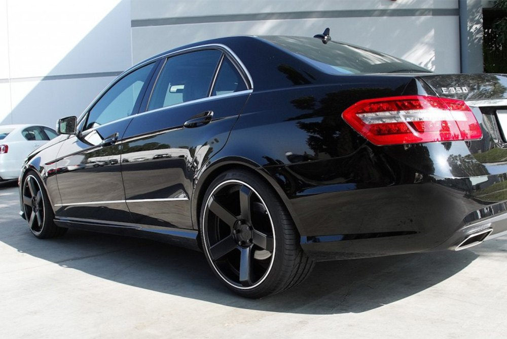 Dropstars wheels rims from an authorized dealer for Black rims for mercedes benz e350