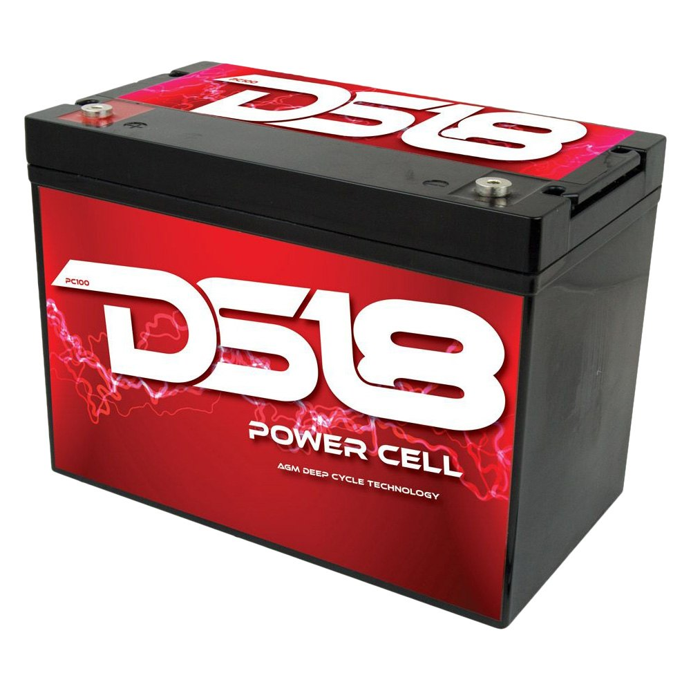 ds18 pc100 2750w agm deep cycle power cell battery. Black Bedroom Furniture Sets. Home Design Ideas