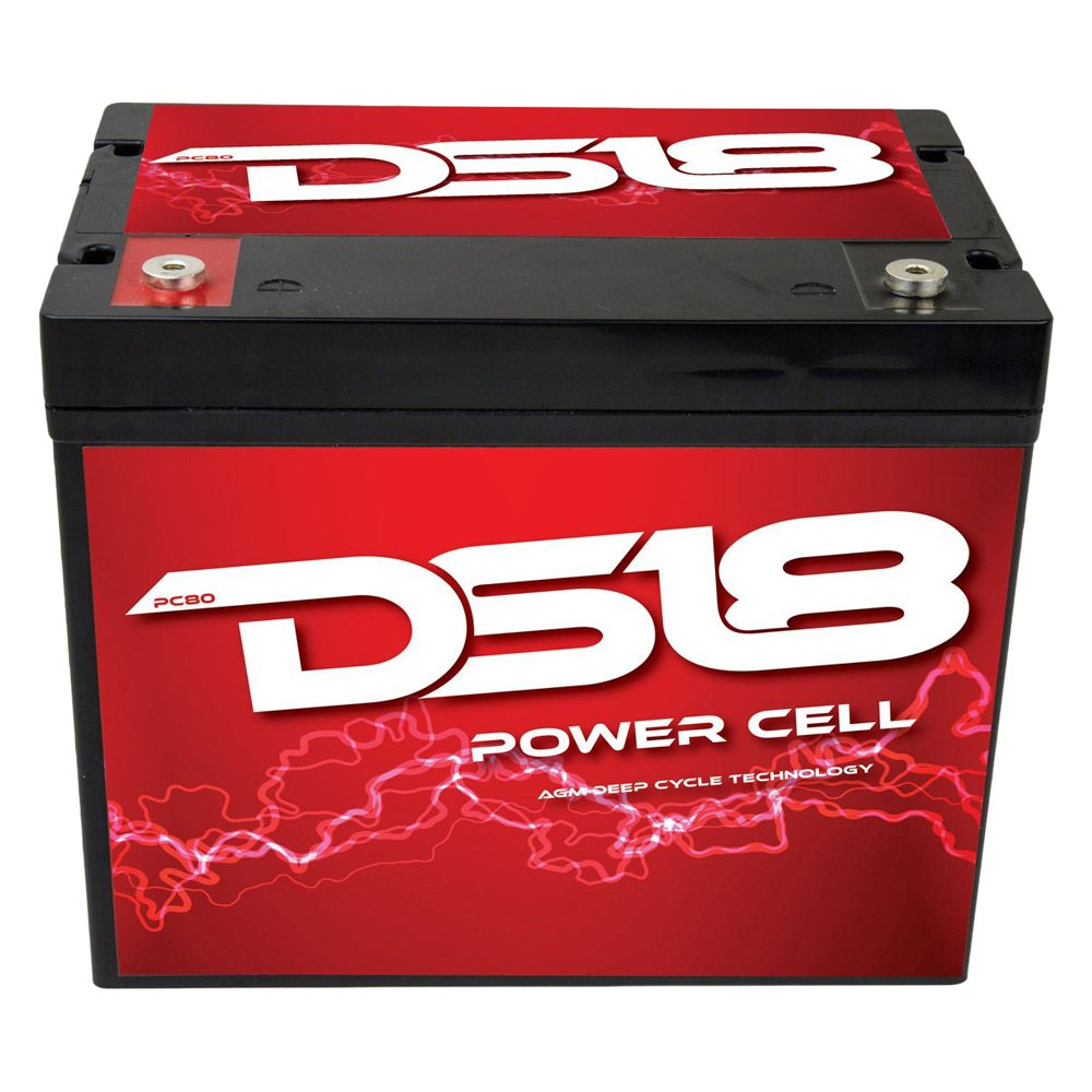 ds18 pc80 2100w agm deep cycle power cell battery. Black Bedroom Furniture Sets. Home Design Ideas
