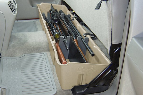 Fotos - Under Seat Storage Chevrolet Silverado Gmc Sierra 2007 To 2014