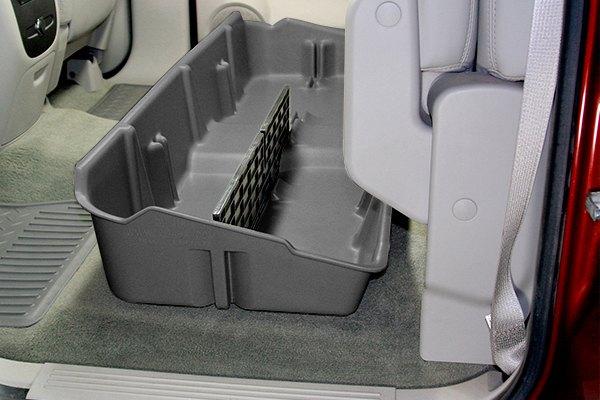 Du Ha 174 Chevy Silverado 2014 Underseat Storage Case