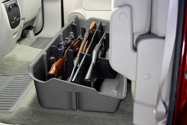 Under Seat Truck Storage >> DU-HA® - Chevy Silverado 2014 Underseat Storage Case