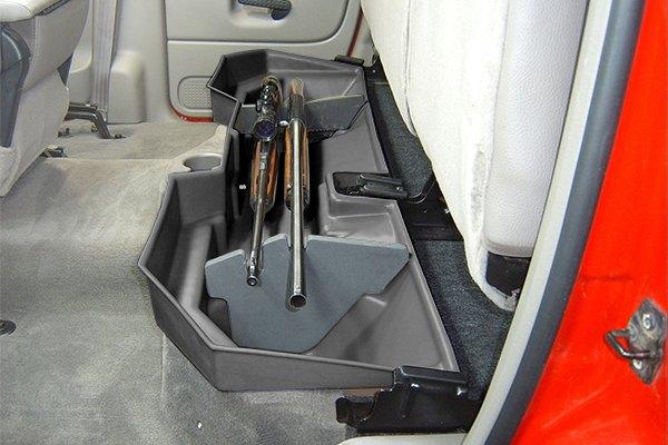 Du Ha 174 Dodge Ram 2009 Underseat Storage Case