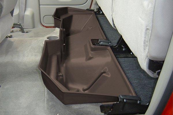 Du Ha 174 30086 Dark Brown Underseat Storage Case