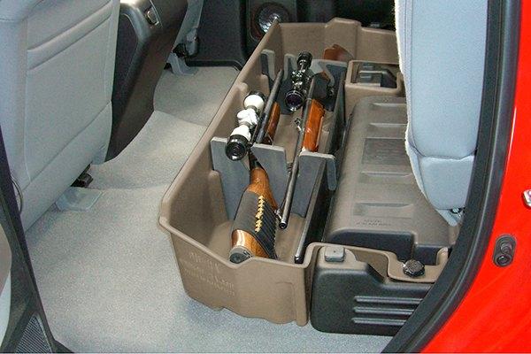 Behind Seat Storage Toyota Tacoma