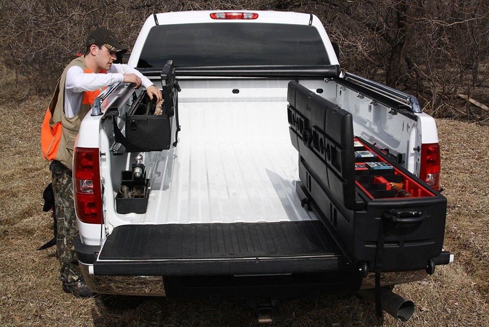 Du Ha 174 70200 Humpstor Single Lid Truck Bed Exterior