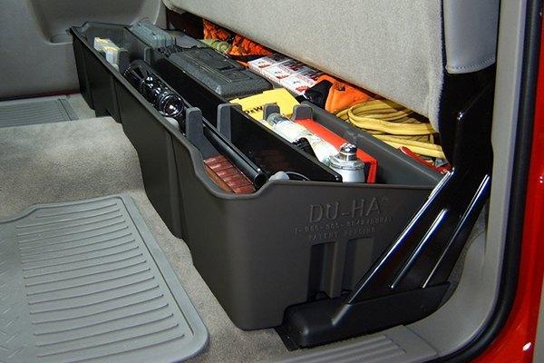 Du Ha 174 Gmc Sierra Extended Cab 2001 Underseat Storage Case