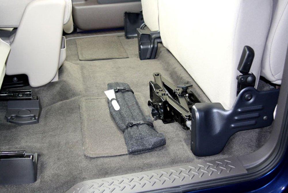 Du Ha 174 Ford F 150 2009 Underseat Storage Case