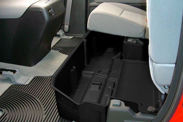 Du Ha 174 Toyota Tundra Double Cab 2007 Underseat Storage Case