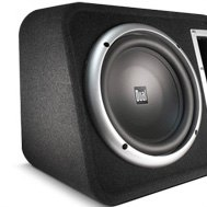 Dual® - Subwoofer In Vented Enclosure