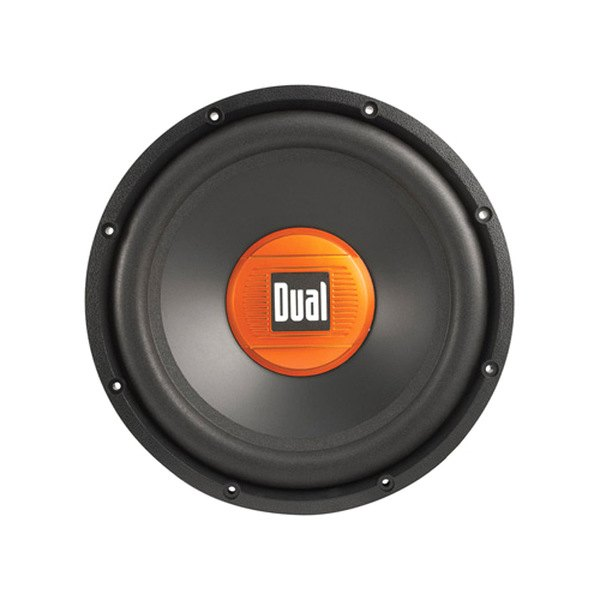Dual subwoofers 12