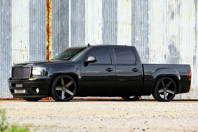 Chevy Silverado Custom Wheels >> Dub - Gallery