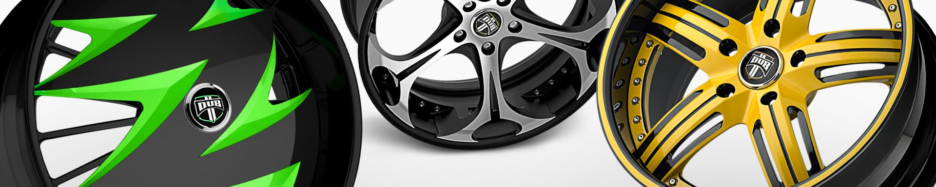 Universal DUB WHEELS & RIMS