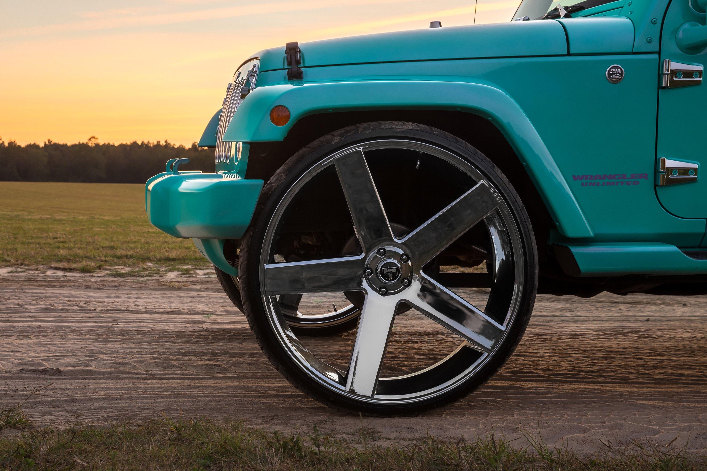 Rims For Chevy Silverado 1500 >> DUB® S115 BALLER Wheels - Chrome Rims