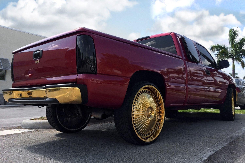 Chevy Silverado Custom Interior Autos Post