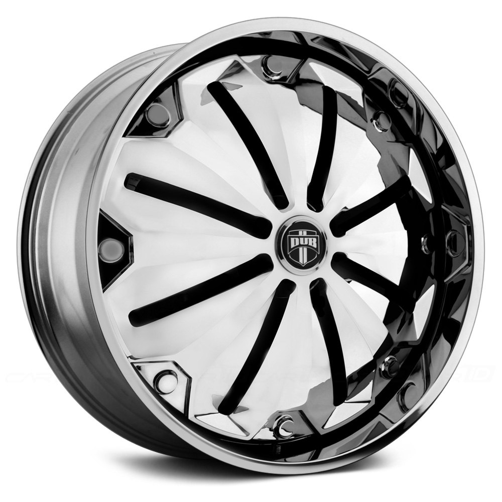 DUB® - CHILL Chrome with Black Base