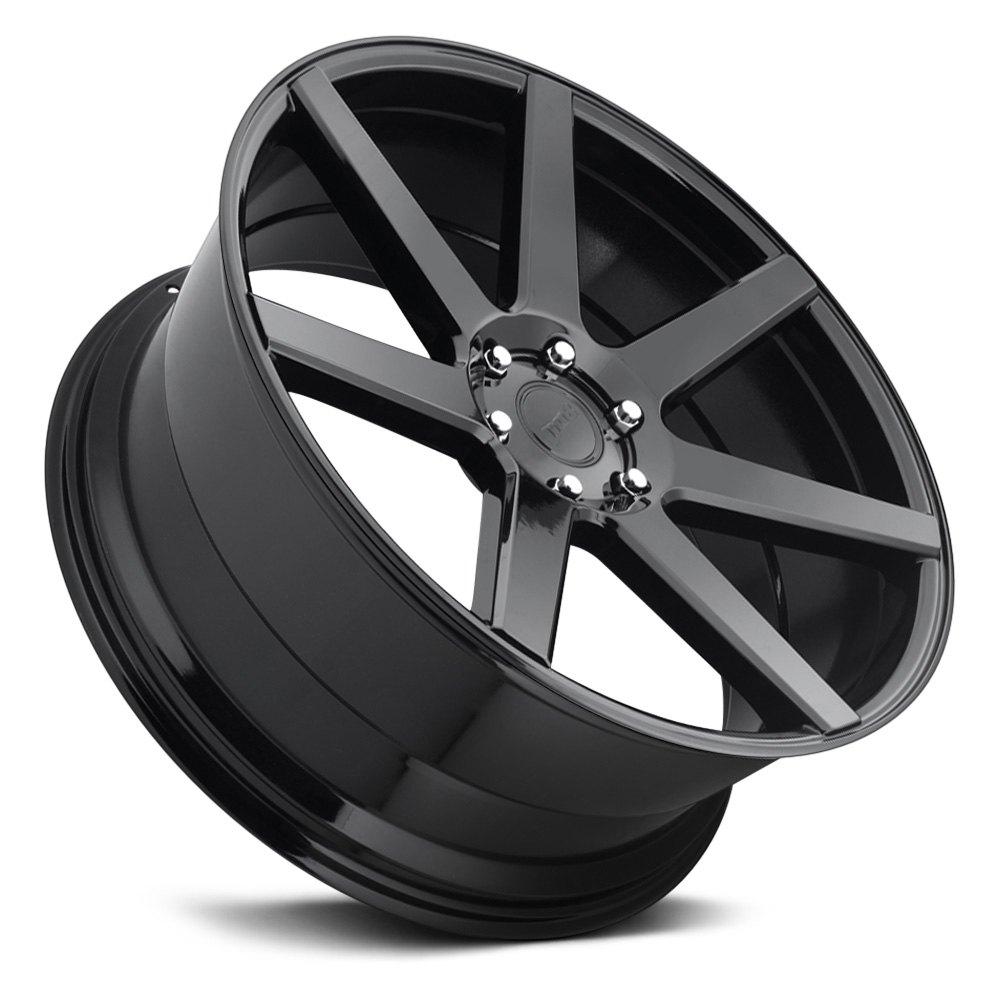 Black Wheels Dub Alloys: DUB® S204 FUTURE Wheels