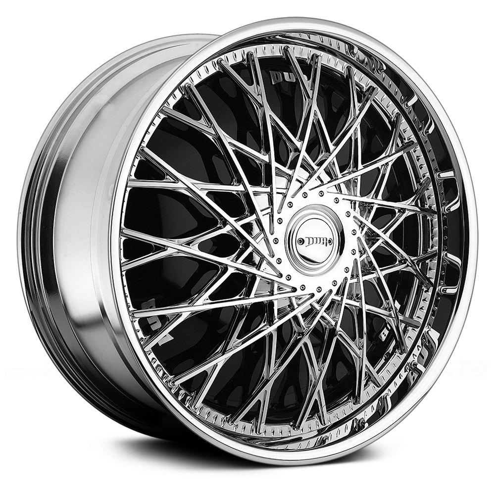 Black Wheels Dub Alloys: DUB® GRAIL Wheels