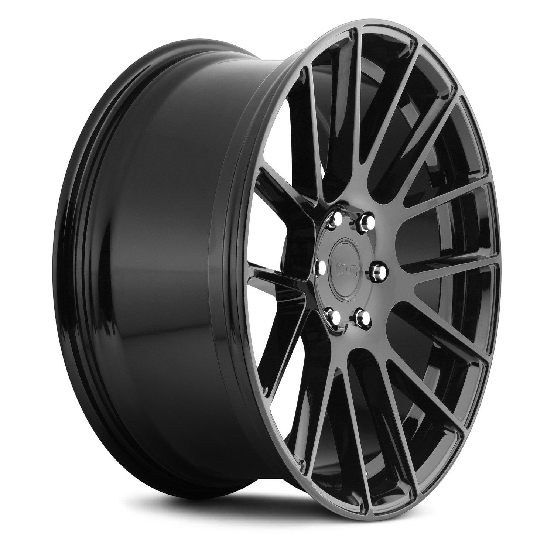 Black Wheels Dub Alloys