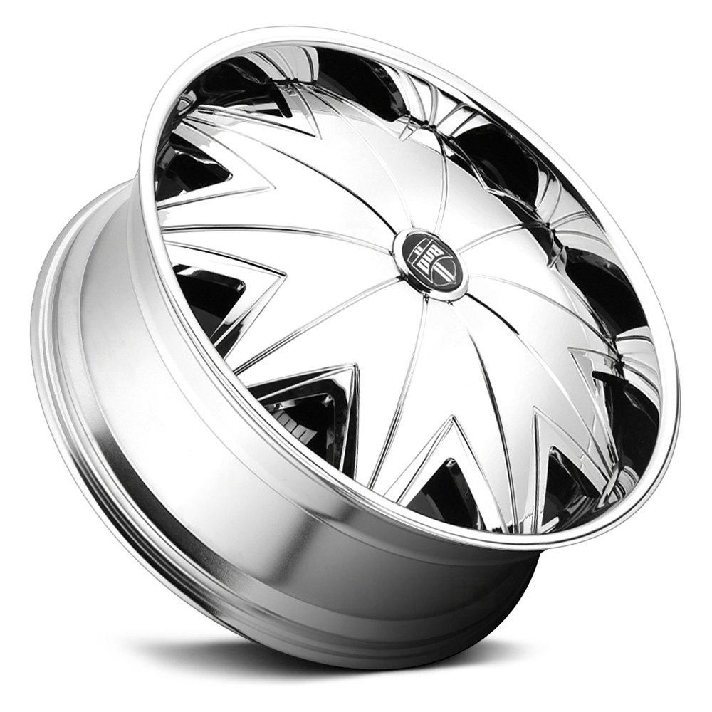 Black Wheels Dub Alloys: DUB® TICKLE Wheels